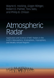 Atmospheric Radar