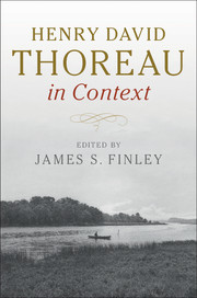 Henry David Thoreau in Context