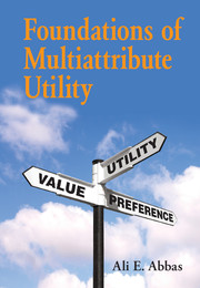 Foundations of Multiattribute Utility