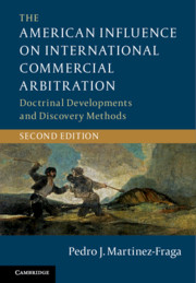 The American Influence on International Commercial Arbitration