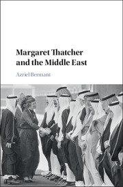 Margaret Thatcher and the Middle East