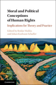 Moral and Political Conceptions of Human Rights