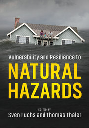 Vulnerability and Resilience to Natural Hazards