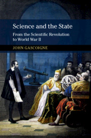 Science and the State