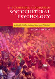 The Cambridge Handbook of Sociocultural Psychology