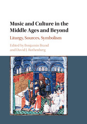 Music and Culture in the Middle Ages and Beyond