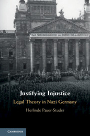 Justifying Injustice