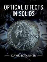 Optical Effects in Solids