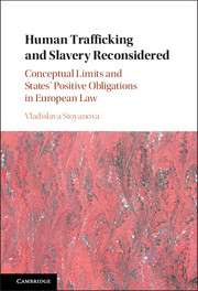 Human Trafficking and Slavery Reconsidered