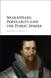 Shakespeare, Popularity and the Public Sphere