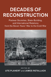 Decades of Reconstruction