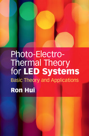 Photo-Electro-Thermal Theory for LED Systems