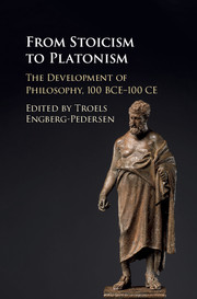 From Stoicism to Platonism