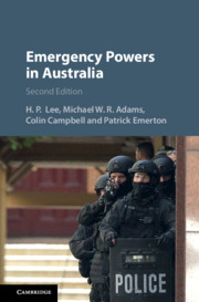 Emergency Powers in Australia