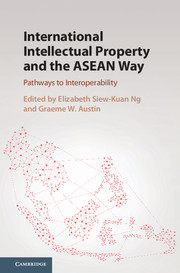 International Intellectual Property and the ASEAN Way