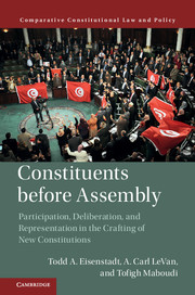 Constituents Before Assembly