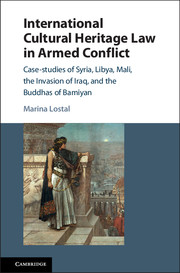 International Cultural Heritage Law in Armed Conflict