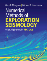 Numerical Methods of Exploration Seismology