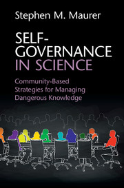 Self-Governance in Science