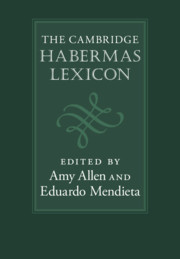 The Cambridge Habermas Lexicon