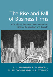 The Rise and Fall of Business Firms
