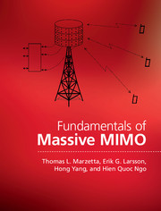 Fundamentals of Massive MIMO