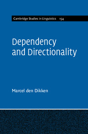 Dependency and Directionality