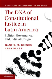 The DNA of Constitutional Justice in Latin America