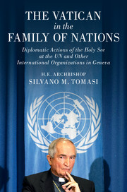 The Vatican in the Family of Nations