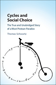 Cycles and Social Choice