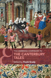 The Cambridge Companion to The Canterbury Tales