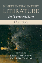 Nineteenth-Century Literature in Transition