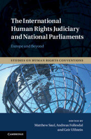 The International Human Rights Judiciary and National Parliaments