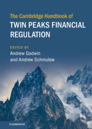 The Cambridge Handbook of Twin Peaks Financial Regulation