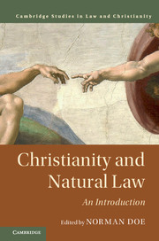 Christianity and Natural Law