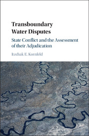 Transboundary Water Disputes