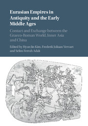 Eurasian Empires in Antiquity and the Early Middle Ages