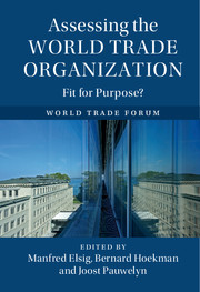 Assessing the World Trade Organization