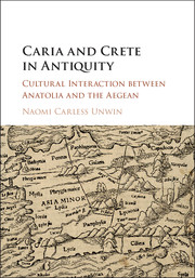 Caria and Crete in Antiquity