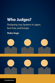 Who Judges?