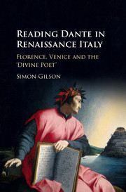Reading Dante in Renaissance Italy