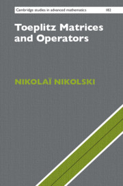 Toeplitz Matrices and Operators