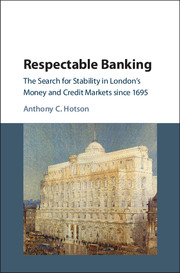 Respectable Banking
