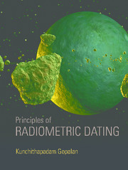 Principles of Radiometric Dating