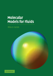 Molecular Models for Fluids