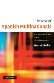 The Rise of Spanish Multinationals