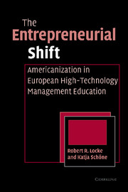 The Entrepreneurial Shift