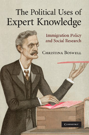 The Political Uses of Expert Knowledge