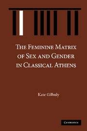 The Feminine Matrix of Sex and Gender in Classical Athens