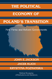 The Political Economy of Poland's Transition